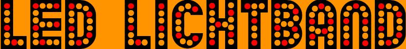 Logo: LED Lichtband